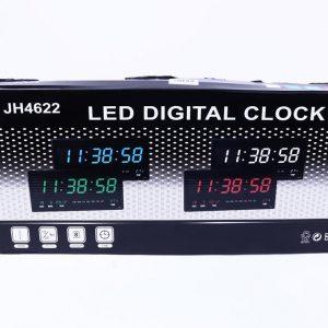 Watton WT-109 Dijital Duvar ve Masa Saati  Hızlı Gönderim