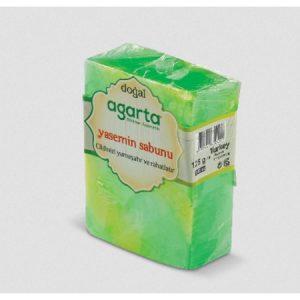 Agarta El Yapımı Doğal Yasemin Sabunu 150Gr