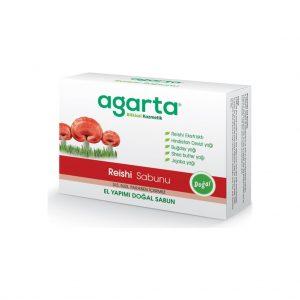 Agarta Reishi Mantarı El Yapımı Sabun 150 GR