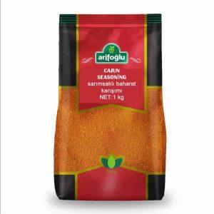 Arifoğlu Cajun Seasoning (Et, Balık, Patetes,Salata) 1000 Gr 1KG