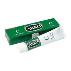 Arko Classic Yağlı Krem - El ve Vücut Kremi 20cc