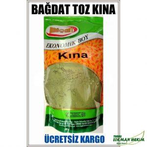 Bağdat Baharat Kına 1000 gr 1 kg