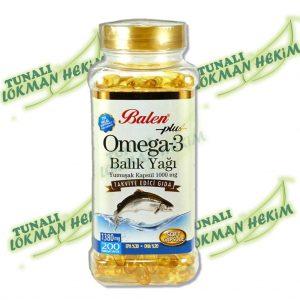 Balen Omega 3 200 Kapsül - Balık Yağı