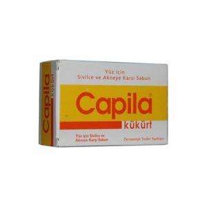 Capila Sulfur (kükürtlü ve katranlı sabun)
