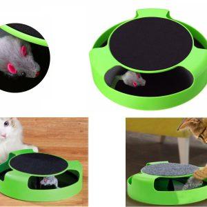 Catch The Mouse Kedi Oyuncağı Yurtdışı Sipariş