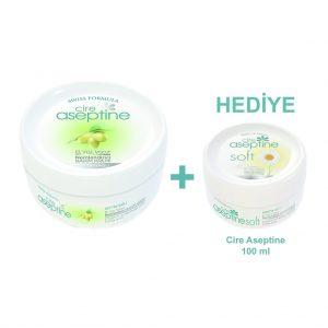 Cire Aseptine Zeytinyağlı 300 ml + 100 ml
