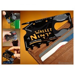 Acil Durum Kiti Ninja Wallet Uçak Kargo