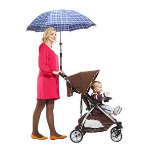 Şemsiye Tutucu Portatif Kol (Bisiklet, Bebek Arabası vb.) Avrupa Satış