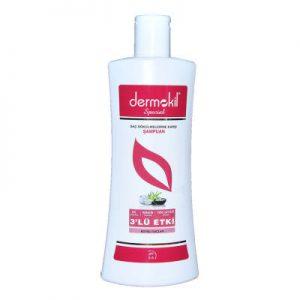 Dermokil Saç Dökülmelerine Karşı Şampuan - Boyalı Saçlar İçin 500ML