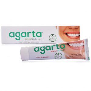Diş Macunu %100 Doğal-100 ml AGARTA -
