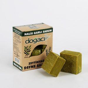 Doğacı Halis Garlı Defne Sabun 1Kg