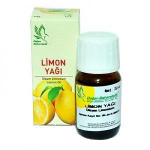 Doğan Limon Yağı 20cc