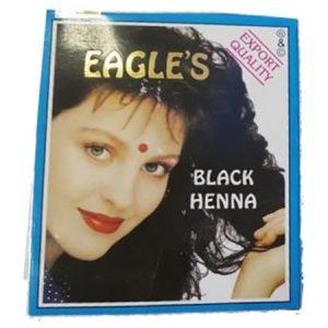Eagles Hint Kınası Black (Siyah) 1 Adet