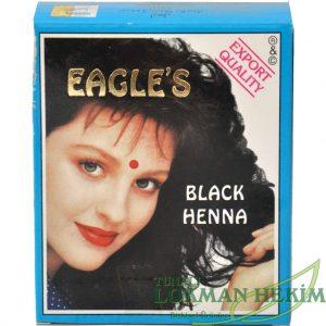 Eagles Hint Kınası Black (Siyah) 1 Kutu (6 Adet)
