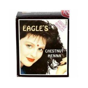 Eagles Hint Kınası Cestnut (Kestane) 1 Kutu (6 Adet)