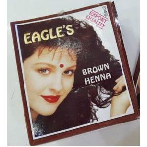 Eagles Hint Kınası Kahve 1 Adet Brown (Kahverengi)