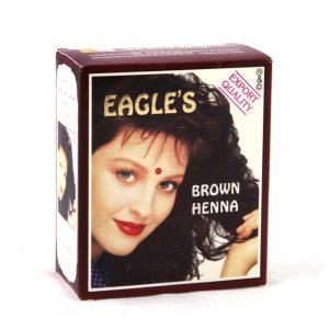 Eagles Kahverengi Saç Kınası - Hint Kınası