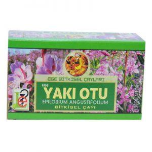 Ege Lokman Yakı Otlu Bitki Çayı 20 Süzen Pşt Doğal Bitki Çayları