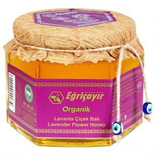 EĞRİÇAYIR Lavanta Balı 450 GR