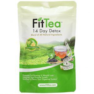 Fit Tea 14 Day Detox Bitkisel Çay