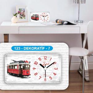 Galaxy 123-7 Nostalji Tramvay Masa Saati Ria Express Ödeme