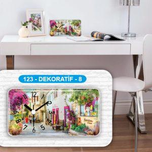 Galaxy 123-8 Yaz Bahçesi Masa Saati Avrupa En Ucuz Fiyat