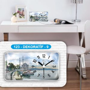 Galaxy 123-9 Ortaköy Masa Saati Yurtdışı Sipariş