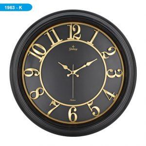Galaxy 1963-K Premium Kabartma Rakamlı Duvar Saati Western Union Ödeme
