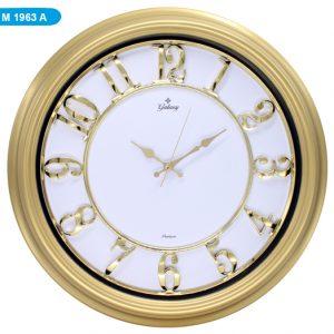 Galaxy M-1963-A Premium Kabartma Rakamlı Duvar Saati Avrupa En Ucuz Fiyat