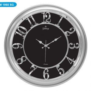 Galaxy M-1965-SG Dekoratif Duvar Saati Hızlı Kargo