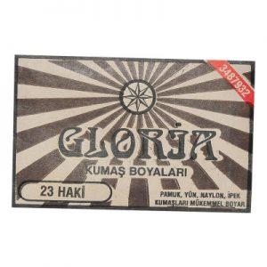 Gloria Kumaş Boyası Haki 10Gr Pkt - Kumaş Boyası Çeşitleri