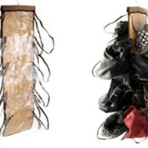 Hanging Hangbag Organizer Şeffaf Çanta askısı  Avrupa En Uygun Fiyat