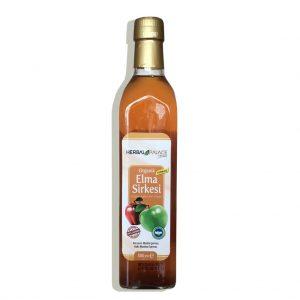 Herbal Palace Organik Katkısız Elma Sİrkesi 500 ML