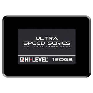 HI-LEVEL Ultra 2.5 120GB SSD SATA3 550/530 HLV-SSD30ULT-120G Avrupa En Ucuz Fiyat
