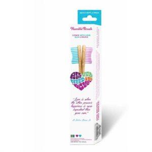 Humble Brush Diş Fırçası İkili Paket