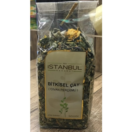 İstanbul Baharat Bitkisel Çay (Civan Perçemli) Bayan Çayı