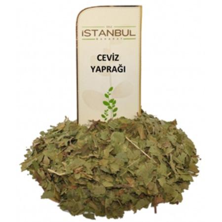İstanbul Baharat Ceviz Yaprağı Bitkisi 50 Gram - 3 ADET