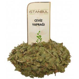 İstanbul Baharat Ceviz Yaprağı Bitkisi 50 Gram