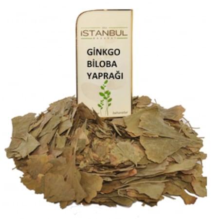 İstanbul Baharat Ginkgo Biloba Bitkisi 40 Gram