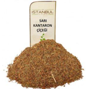 İstanbul Baharat Sarı Kantaron Bitkisi 70 Gram