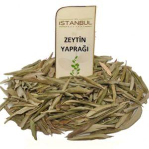 İstanbul Baharat Zeytin Yaprağı Bitkisi 50 Gram