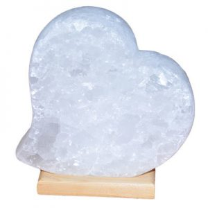 Kalp Kaya Tuzu Lambası Çankırı 16X17