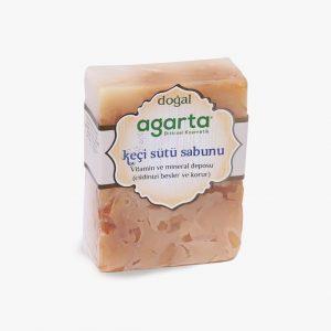 Keçi Sütü Agarta El Yapımı %98 Doğal Sabun 150 gr