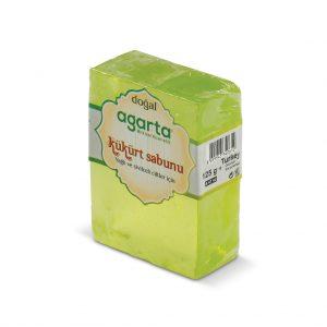 Kükürtlü Agarta El Yapımı %98 Doğal Sabun 150 gr
