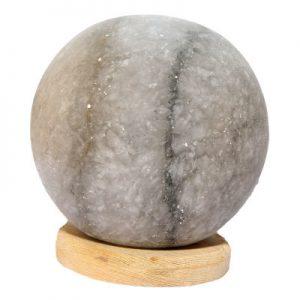 Küre Kaya Tuzu Lambası 2-3Kg - Doğal Tuz Ürünleri
