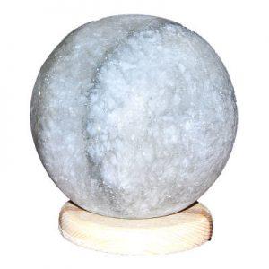 Küre Kaya Tuzu Lambası 3-4Kg - Doğal Tuz Ürünleri