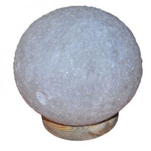 Küre Kaya Tuzu Lambası 6-7Kg - Doğal Tuz Ürünleri