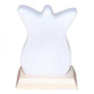 Lale Desenli Kaya Tuzu Lambası 1Kg