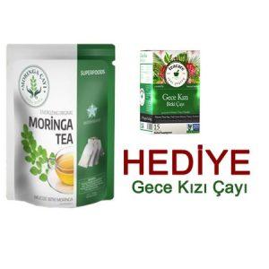 Moringa Çayı Orjinal +Gece Kızı Çayı Hediyeli