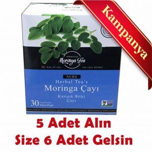 Moringa Çayı (Tea) (5 Adet Alın 1 Adet de Hediye Edelim)
